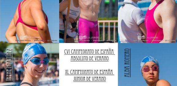 ¡¡ Enormes resultados de nuestr@s nadador@s Juniors en Sevilla !!